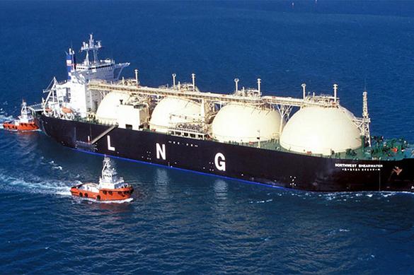 Топливо на нуле: Великобритания примет новую партию газа из России. Топливо на нуле: Великобритания примет новую партию газа из Росс