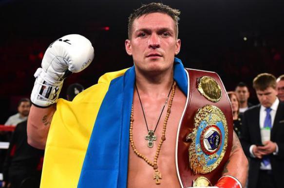 Украинский боксер Усик пообещал защищать УПЦ. 401085.jpeg