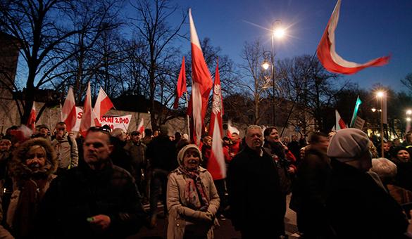 Политолог: Польша боится подрывной деятельности украинских националистов.