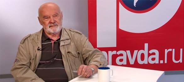 Журналист, почетный гражданин Хиросимы Владимир Губарев
