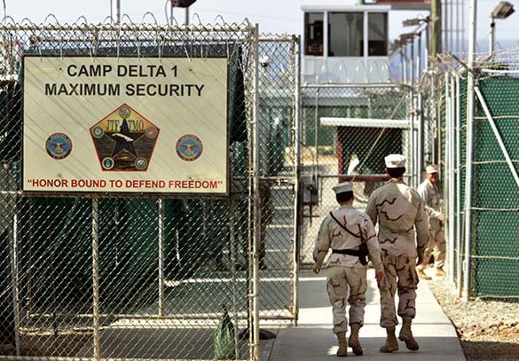 США избавятся от узников Гуантанамо