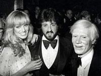 Со Сталоне. 1979 год.