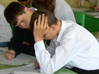 Российские школьники под натиском паразитов