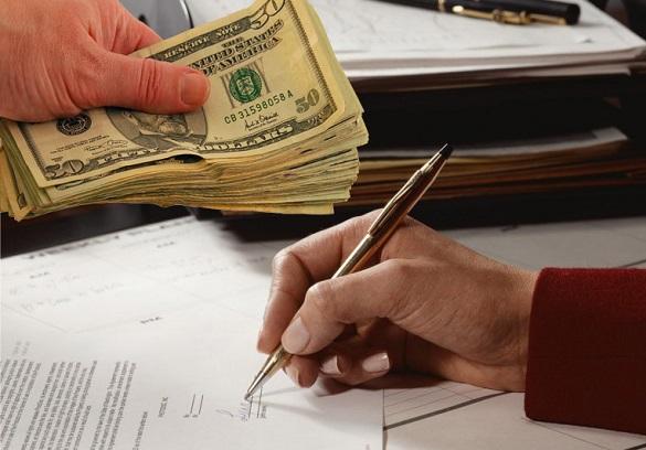 Получение денег за квартиру: как правильно оформить расписку. 400088.jpeg