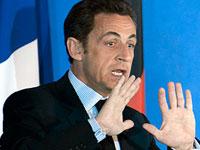 Саркози опять прислали пулю в конверте