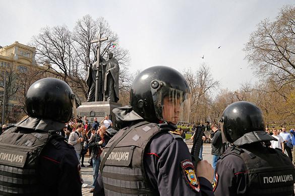 Активисты Навального пугают Росгвардию расправой за разгон митин