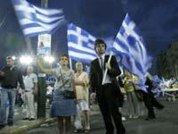 Греция пошла налево