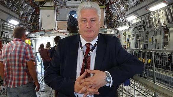 Игорь Коротченко: Запад размахивает на медиаполе российским оружием.