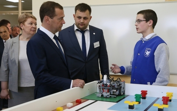 Квизиту Медведева вКазани усилены меры безопасности