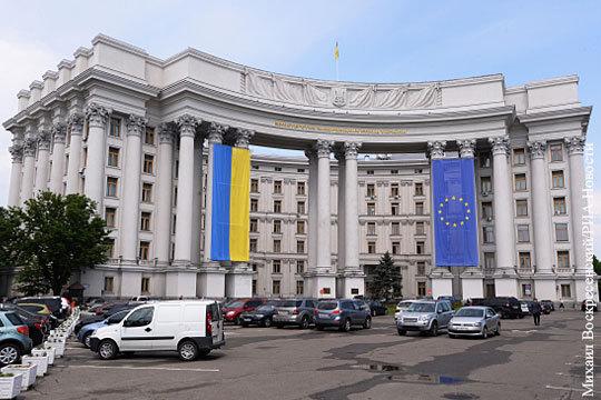 Украина передала России ноту протеста в связи с визитом Путина в Севастополь. Украина передала России ноту протеста в связи с визитом Путина в