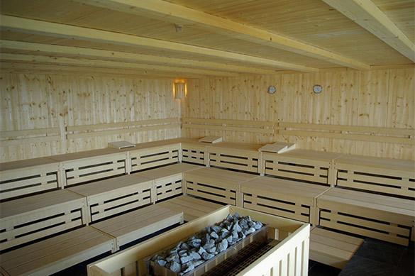 В Пензе посетитель сауны взял в плен трех женщин. В Пензе посетитель сауны взял в плен трех женщин
