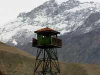 Трое пограничников погибли, попав в снежную бурю