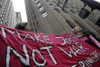 Задержаны 80 студентов и безработных, перекрывших Уолл-стрит. 246091.jpeg