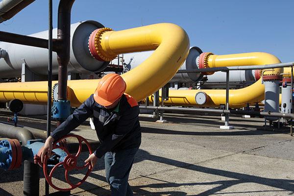 Скидка на газ Украине может быть принята с учетом прежней. Газ для Украины