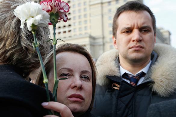 Москвичи собираются на вечер памяти Питер — мы с тобой!