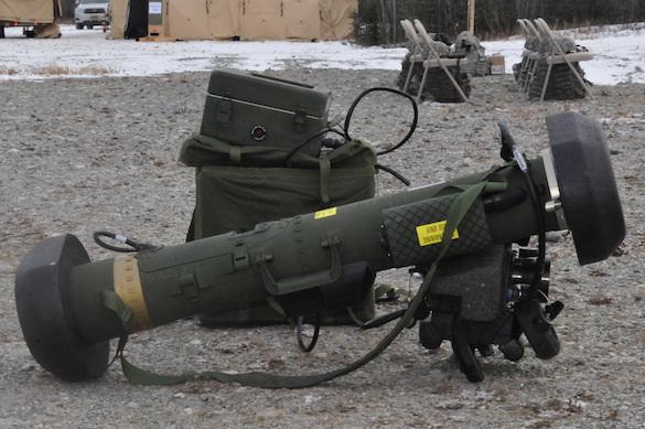 Пентагон рекомендует Трампу отдать Киеву Javelin. 373091.jpeg