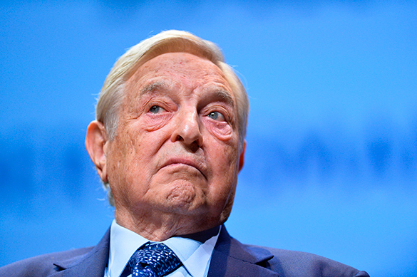 70 тыс. американцев подписали петицию против финансиста— США против Сороса