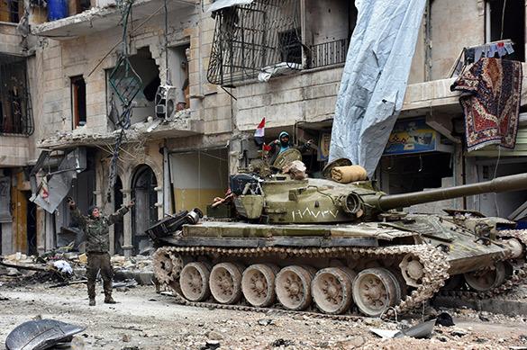 Съезд  США предложил новые санкции против союзников Сирии