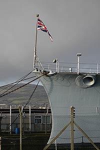 Британский ВМФ стал жертвой вирусной атаки