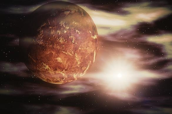 В далеком прошлом на Венере могли быть океаны. 373093.jpeg