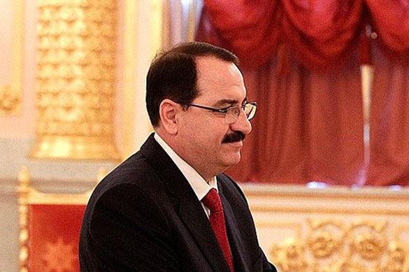 Рияд Хаддад, посол Сирии в России