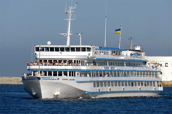 Порт Ростова-на-Дону невпустит лайнер «Генерал Ватутин» изУкраины