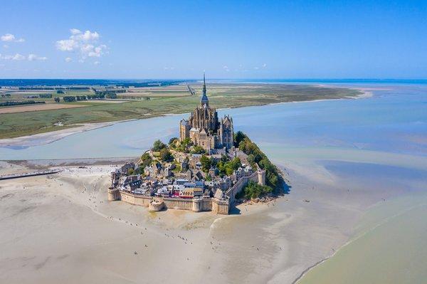 Нормандия: здесь пылал костер Жанны Д'Арк. Путешествие в Нормандию