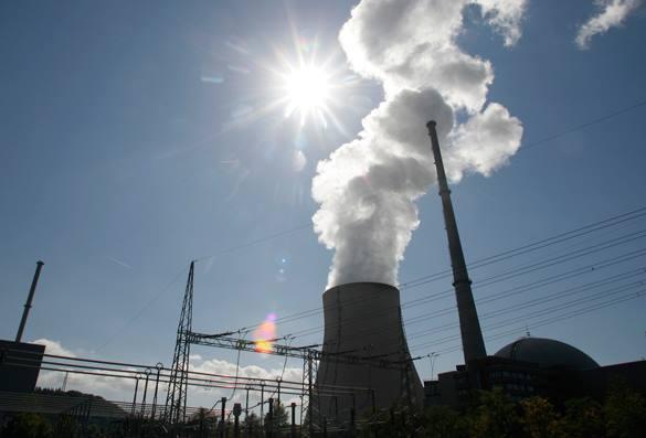 Киев: Авария на Южно-Украинской АЭС не связана с американским топливом. Атомная электростанция