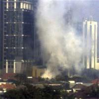 Отели в Джакарте мог взорвать смертник