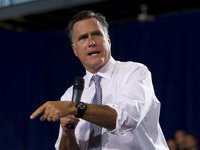 Республиканец Митт Ромни оскандалился в Израиле. 267096.jpeg