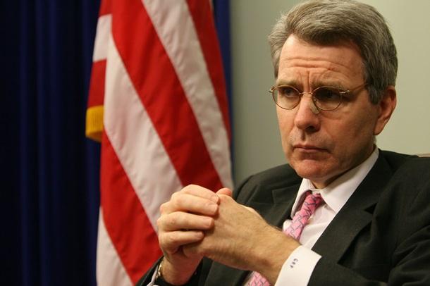 Посол США: Американские десантники обучают украинцев пользоваться засекреченной связью. Джеффри Пайетт