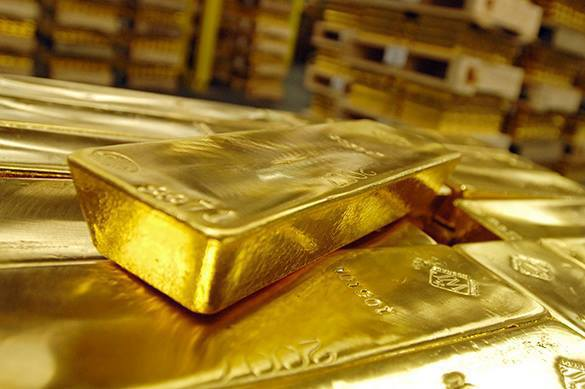 США скупают золото