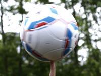 Российский футбольный союз празднует столетие. футбол