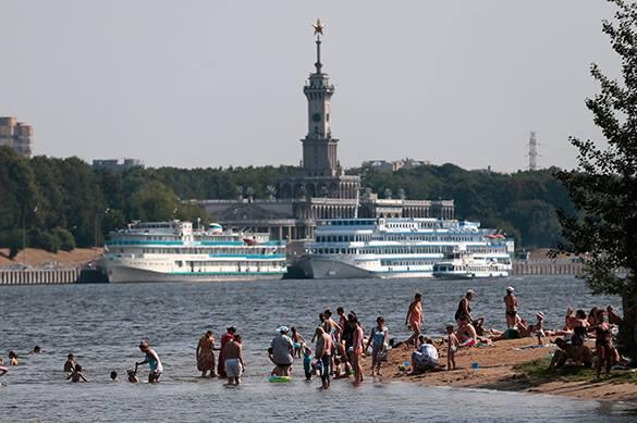 В Москве могут открыть первый раздельный пляж.