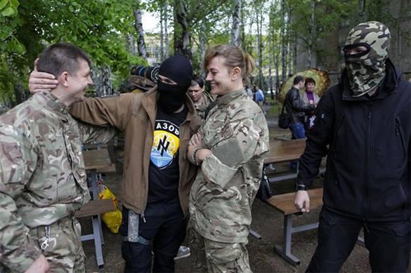 Европа боится нашествия военных преступников и нацистов с Украины - политолог. батальон Азов