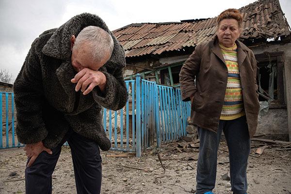 Эксперт: Донецк на грани гуманитарной катастрофы