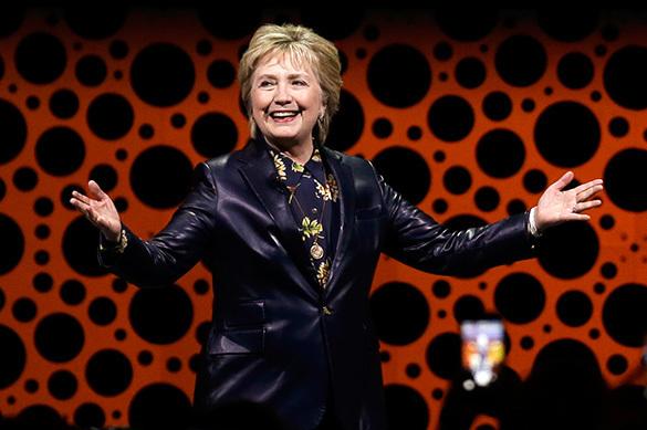 СМИ: Хиллари Клинтон установила новый рекорд жадности. СМИ: Хиллари Клинтон установила новый рекорд жадности