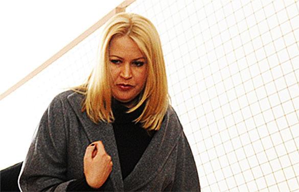 Евгения Васильева признана судом виновной по делу о мошенничестве. Евгения Васильева