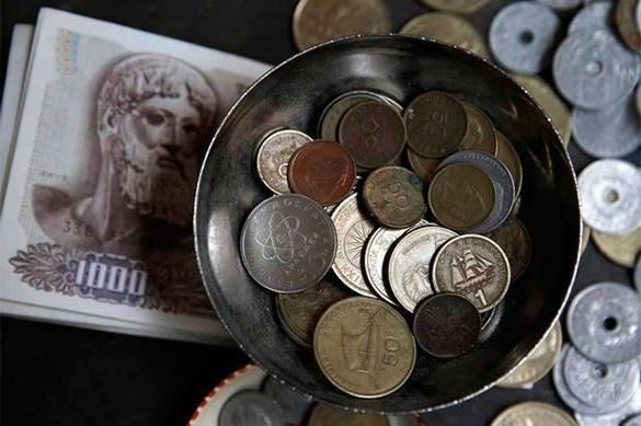Афины: У Греции  нет станков для печатания драхмы. деньги. драхма, Греция