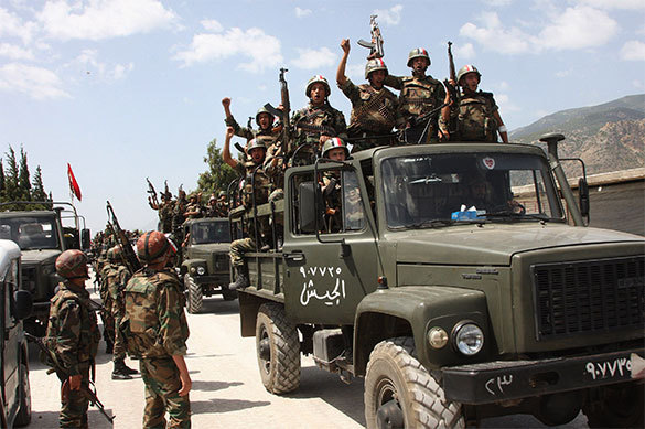 Госдеп возмущен: Это мы принесли мир в Сирию!