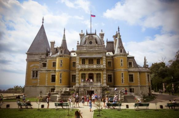 Массандра - дворец, как из сказки Перро. 398098.jpeg