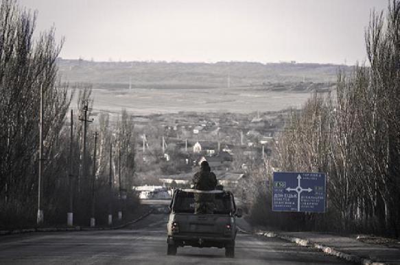 Три взрыва прогремело в разных районах Донецка. 399098.jpeg