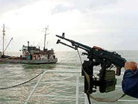 Береговая охрана РФ защитит абхазские суда
