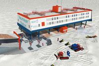 В Антарктике появилась новая научная станция