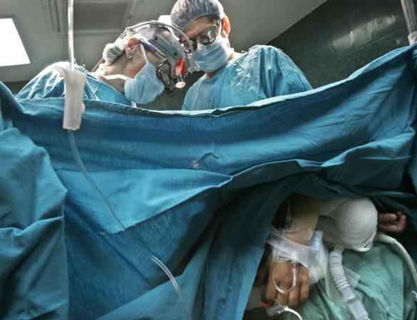 Детская реанимация Луганска переполнена пациентами. Детская реанимация Луганска переполнена пациентами