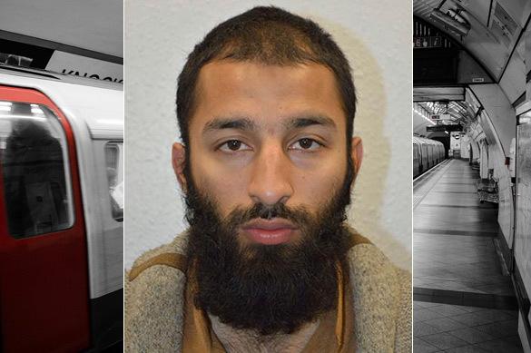 Лондонский террорист работал в метро и отвечал за безопасность п