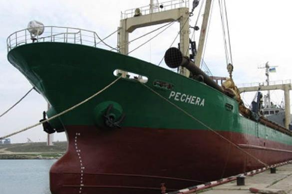 Украина хочет войны? Арестовано новое российское судно. 387101.jpeg