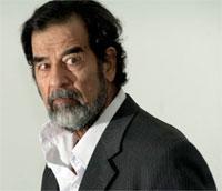 Саддама Хусейна в телесериале сыграет израильтянин…