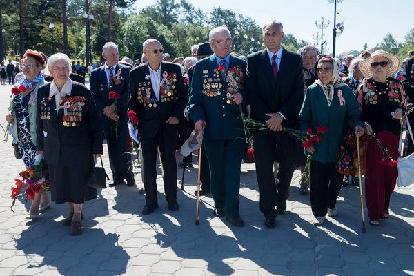 В Сахалинской области состоялся парад в честь Дня окончания Второй мировой. 297102.jpeg