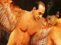 Оказалось, что в наготе Берлускони - просто ангел...